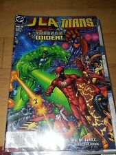 JLA Titans #1-3 Full Set by Devin Grayson, Andy Lanning & Phil Jimenez  DC 1998