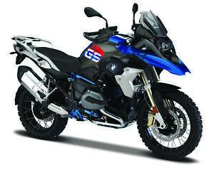 MAISTO-1-18-2017-BMW-R1200GS-MOTORCYCLE-BIKE-DIECAST-MODEL-TOY-NEW-IN-BOX