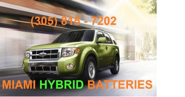 2005 2009 Ford Escape Hybrid Battery Reman 1 Yr Warranty Installed Free
