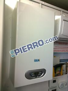 Scaldabagno istantaneo esterno interno camera aperta stagna isea ferroli acqua ebay - Scaldabagno istantaneo ...