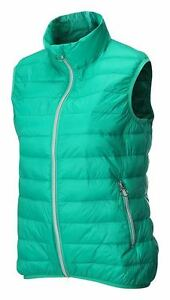 JRB-Golf-Gilet-Body-Warmer-Emerald-Apple-Green-Lightweight-Pack-Bag-S-M-L-XL-New