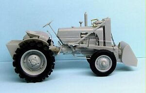 Thunder-Model-35002-1-35-U-S-Army-Tractor-Case-WWII-Model-kit-new-in-box