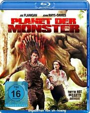 BLU RAY : PLANET DER MONSTER / Joe Flanigan