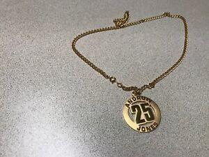 MLB-Atlanta-Braves-Andruw-Jones-25-Baseball-Player-Necklace