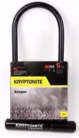 Kryptonite Keeper 12 Ls Long 11 X 4 Bike U-lock W/ Side-mount Bracket + 2-keys