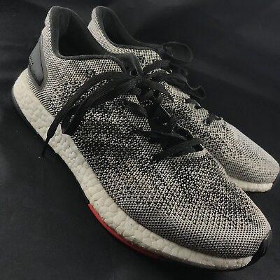 adidas pureboost DPR men running run sneakers shoes NEW black white S80993