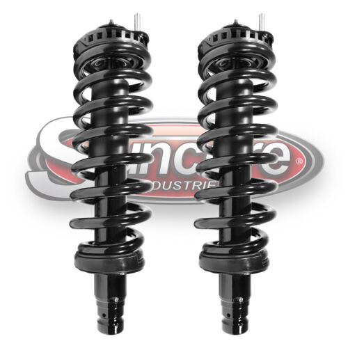 2002-2009 Chevy Trailblazer Front Quick Complete Strut Assembly Pair