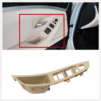 Car Front Left Door Speaker Cover Panel Trim Beige For BMW 5 F10 F18 2011-17 MO
