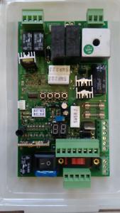 Control De Recambio placa de circuito para adaptarse AHOUSE Abridor De Puerta Deslizante