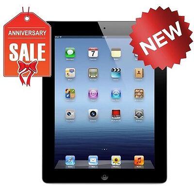 Apple iPad 4th gen 16GB Retina Display Wifi Tablet (Black or White) + Warranty