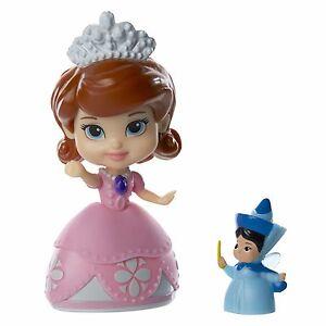 Disney-Sofia-7-6cm-Puppe-Prinzessin-Sofia-und-Merryweather-BRANDNEU