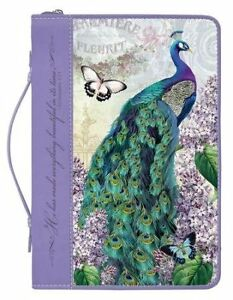 Peacock-Bible-Cover-X-Large
