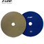 "6/"" Electorplated Diamond Polishing Pad Sanding Disc Abrasives Tool Glass Stone"