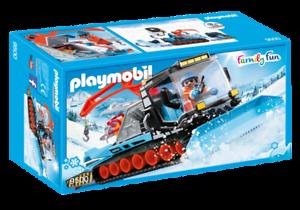 Playmobil-9500-Snow-Plow-MIB-New