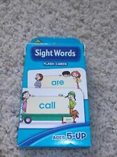 School Zone Sight WordsFlash Cards Complete