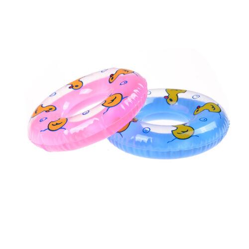 Puppen-Zusätze für PuppenZP 1 PC-Schwimmen-Bojen-Rettungsgürtel-Ring für