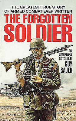 1 of 1 - The Forgotten Soldier, Sajer, Guy, Very Good Book