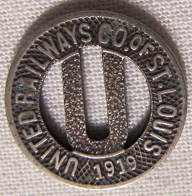 Collectible Vintage Toledo Ohio Community Traction Co Token whotoldya Lot 10610