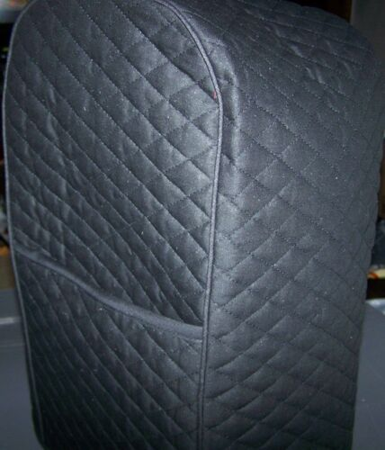 Black Quilted Fabric KitchenAid Exact Slice Food Processor Cover NEW choice