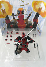 Marvel Deadpool Amazing Yamaguchi Revoltech Kaiyodo Series No. 1 MISB Genuine!