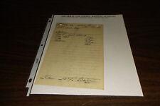 JANUARY 1960 TEXAS AND PACIFIC RAILWAY MIDLAND TEXAS TRAIN ORDER