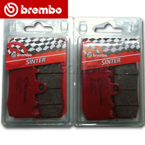 Actif Bmw R 1200 Gs Tripple Black 2011 2012 Pastiglie Freno Brembo Sa Anteriori