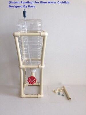 Brine Shrimp Hatchery Kit Works Amazing Easyto Clean Easy To Use Patent Pending Ebay