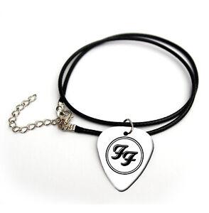 Metallica printed Signature Guitar Pick Plectrum necklace bracelet keyring #WB
