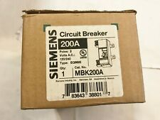 New Listingnew In Box Siemens Mbk200a 200a Main Circuit Breaker 2p 120240v Best Price