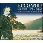 Hugo Wolf - : Orchesterlieder (2004)