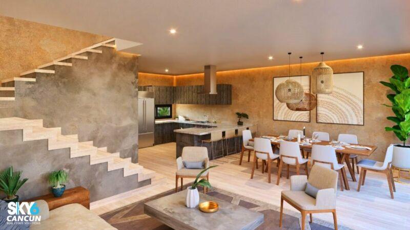 Pre-Venta de Exclusiva Casa en Cancún, Residencial Arbolada Fase 2