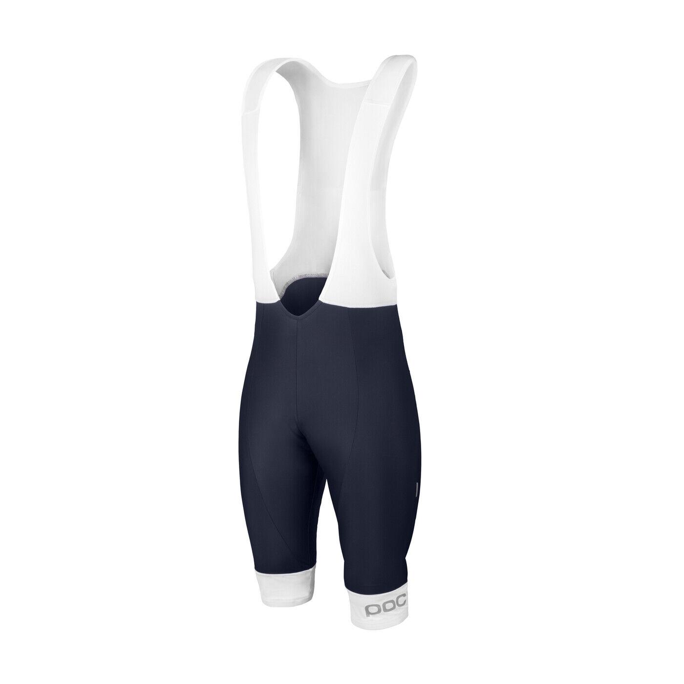 POC Multi D 3 4 Mono Pantalones Cortos-Color  Azul Marino Negro hidrógeno blancoo-Tamaño  S Azul Marino