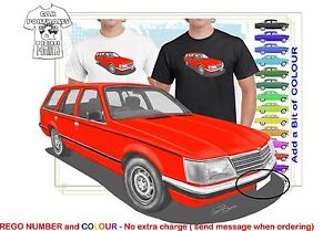 CLASSIC-78-80-VB-COMMODORE-WAGON-ILLUSTRATED-T-SHIRT-MUSCLE-RETRO-SPORTS-CAR