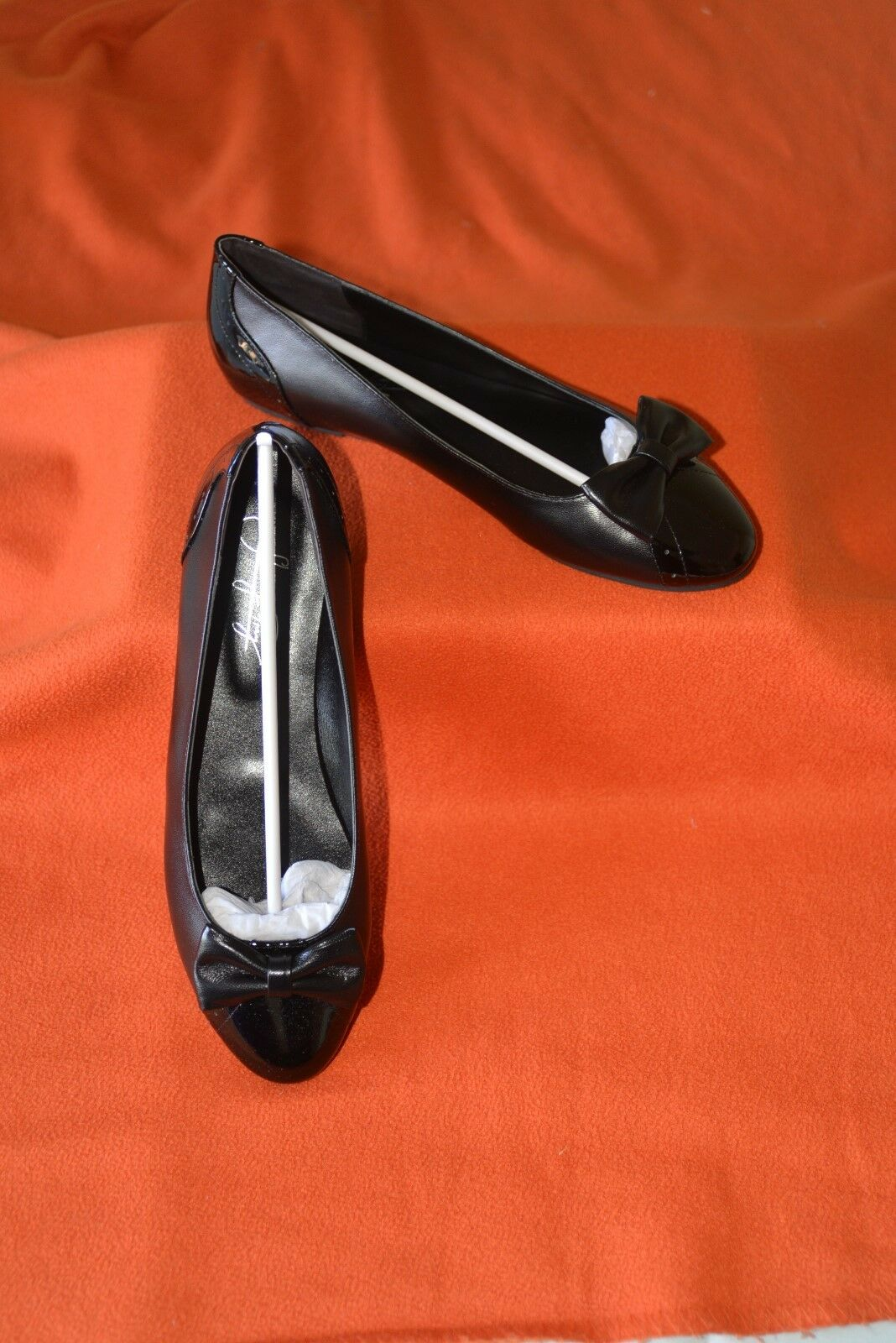 in vendita HAND MADE Designer Nero Nero Nero piatta in pelle scarpe da  Scarpe da preda  Taglia 41  più economico