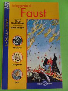 leggenda di faust tibaldi chiesa-zampini 9788877825858