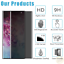 For-Samsung-Galaxy-Note-10-Plus-Curved-Tempered-Glass-Privacy-Screen-Protector miniatura 3