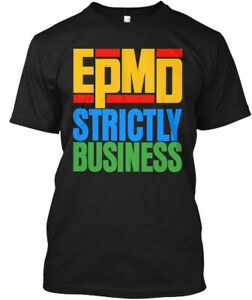 Epmd-Strictly-Business-Hanes-Tagless-Tee-T-Shirt