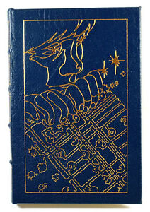 Watch Ender's Game >> Easton Press Signed ENDER'S GAME Orson Scott Card Leather
