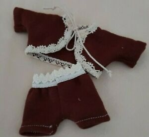 New-Jacket-half-Pants-For-4-11-16-5-7-8in-Small-Bears-Handarbeit-B