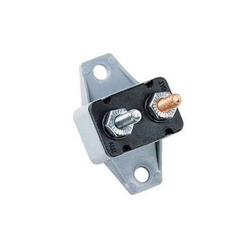 Bussmann Short Stop 12V 10A Circuit Breaker No Bracket Manual Reset