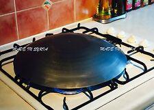 Iron Saj To bake Pastr bread Yufka Sac Ekmeği Bread Maker48cmصاج خبز و فطائر