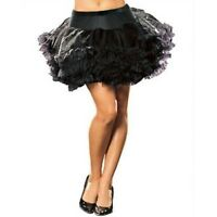 Ursula Petticoat (black) Adult-dreamgirl