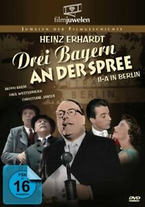 HEINZ-ERHARDT-DREI-BAYERN-AN-ERHARDT-HEINZ-DVD-NEU