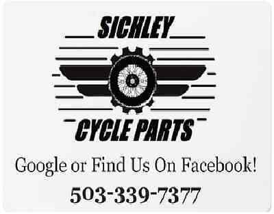 SICHLEY CYCLE PARTS