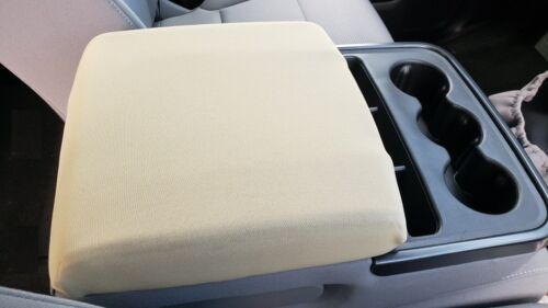 Fits Chevy High Country 2015-2019 Neoprene Center Armrest Console Cover USA C3