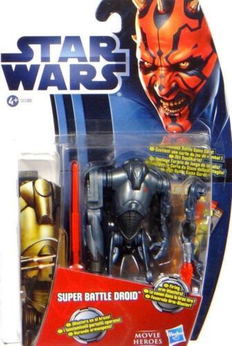 Star Wars 37289 Super Battle Droid Collectable Figure