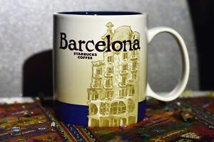 ORIGINAL-Starbucks-City-Mug-Tasse-BARCELONA-Global-Icon-Serie-NEW-mit-SKU-MIT