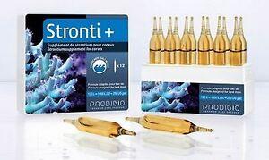 Prodibio Stronti 30 Ampoules Strontium Croissance Et Développement Des Coraux