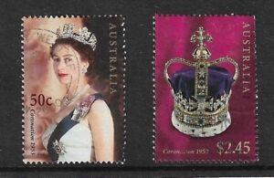 2003-Australia-Golden-Jubilee-of-QE-II-Coronation-FINE-USED