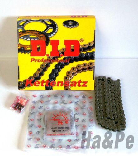 HONDA CBX 750 F DID kettensatz Chain Kit VX 530 1984-1986